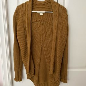 Urban Outfitters cardigan thick sweater